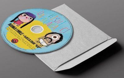 """Upoznajte """"Kišne Razdragance"""" CD + slikovnica uskoro u prodaji // Ivanka i Mrle & Dječji zbor Kap"""
