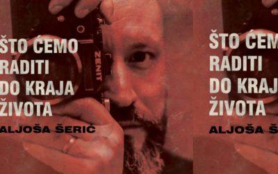 Prvi samostalni album Aljoše Šerića – Što ćemo raditi do kraja života