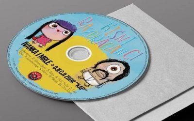 """Promocija """"Kišnih razdraganaca"""" i zatvaranje dječjeg festivala Tobogan"""
