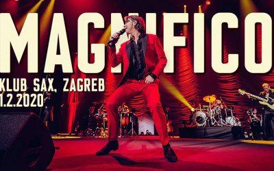 'Hir Aj kam, hir Aj go!'- kralj balkanskih šlagera Magnifico vraća se u Zagreb