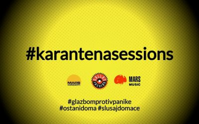 Dallas Records predstavlja #karantenasessions